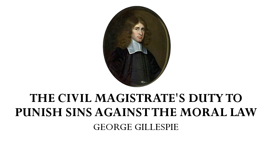 civil magistrate gillespie