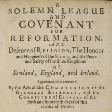 Solemn League and Covenant (1643)