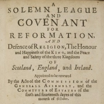 Solemn League and Covenant (1643)