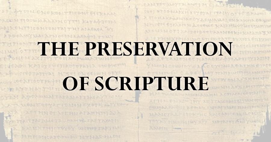 preservation_of_scripture