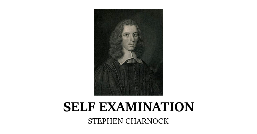Self Examination Charnock
