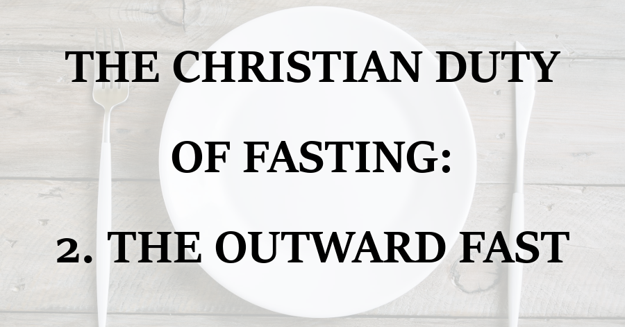 Outward Fast